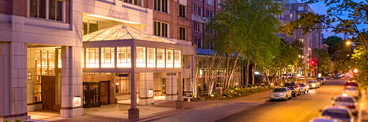 Park hyatt washington washington dc boutique hotel coupons for Boutique hotel washington dc
